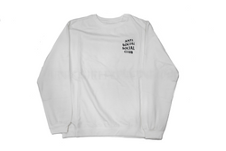 Anti Social Social Club Sweater White