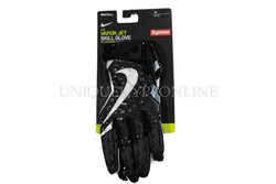 Supreme Nike Vapor Jet 4.0 Football Gloves FW18 Black