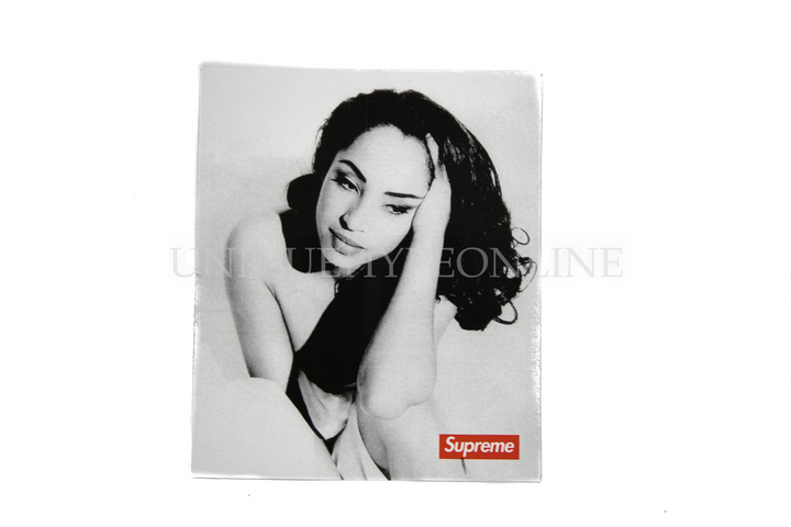 Supreme Sade Sticker