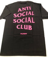 Anti Social Social Club Playboy T-Shirt Black