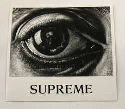 Supreme Eye Sticker