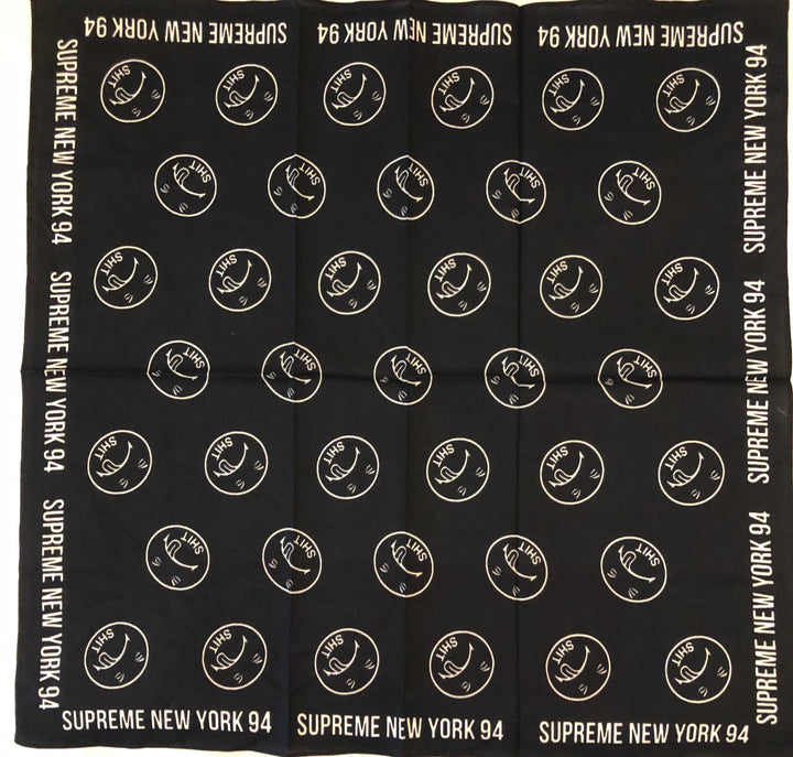 Supreme Shit Bandana Navy