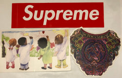 Supreme Sticker Set of 3