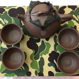 Bape Tea Pot Set