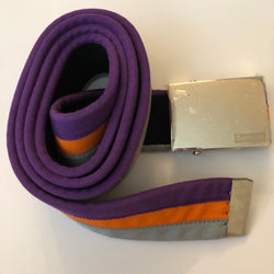 Supreme Belt Purple/Orange/Grey 07
