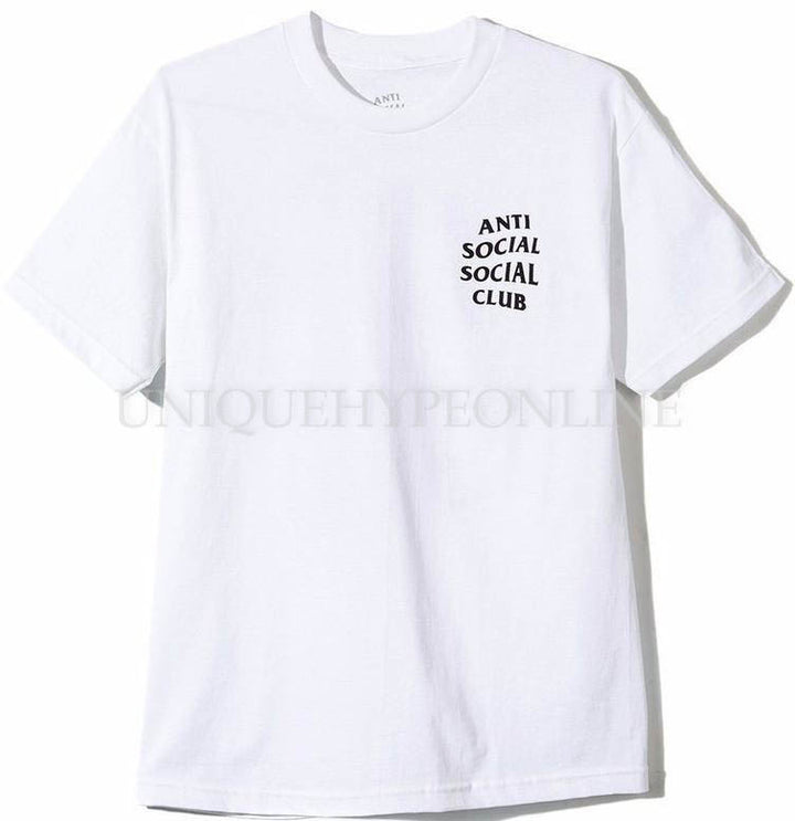 Anti Social Social Club T-shirt White