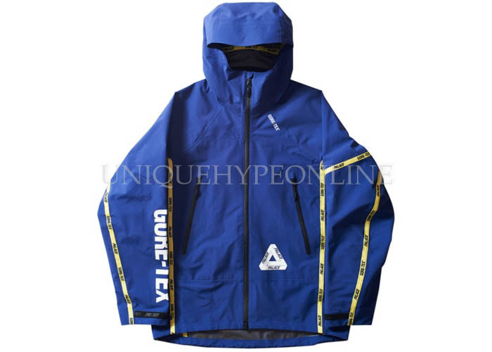 Palace Palex Gore-Tex Jacket Royal