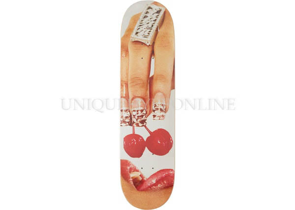 Supreme Cherries Skateboard Deck SS20