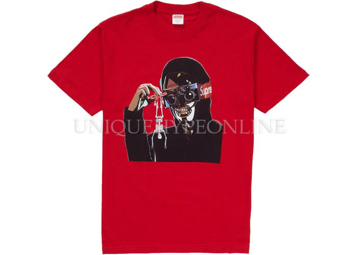 Supreme Creeper Tee SS19 Red