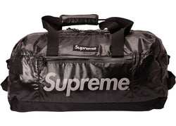 Supreme Duffle Bag Black FW17