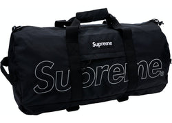 Supreme Duffle Bag FW18 Black