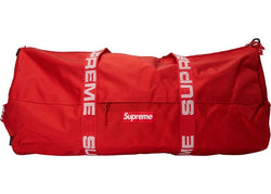 Supreme Duffle Bag SS18 Red