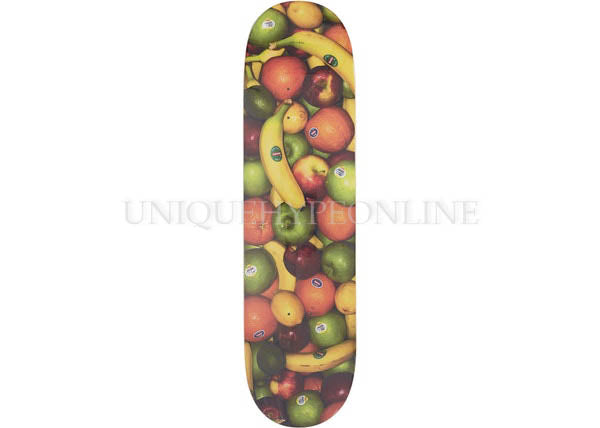 Supreme Fruit Skateboard Deck SS19