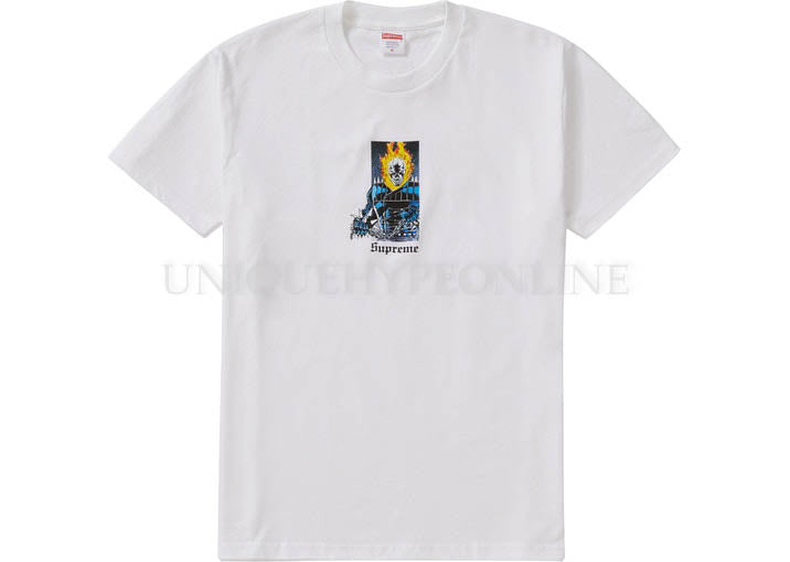 Supreme Ghost Rider Tee SS19