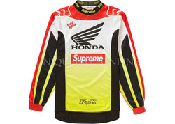 Supreme Honda Fox Racing Moto Jersey Top FW19