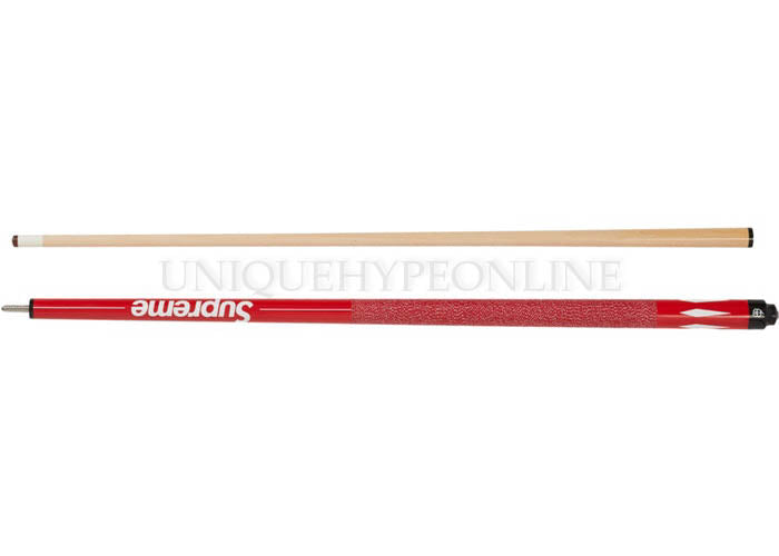 Supreme x McDermott Pool Cue SS19