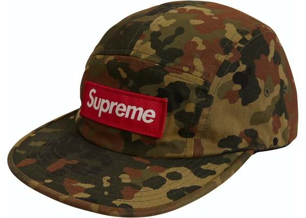 Supreme Military Camp Cap Camo SS19