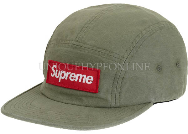 Supreme Military Camp Cap Olive SS20