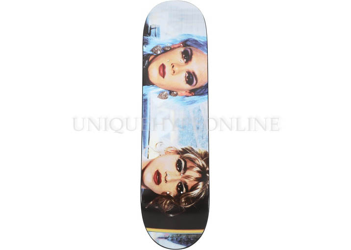 Supreme Nan Goldin Skateboard Deck SS18