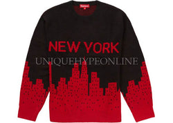 Supreme New York Sweater SS20
