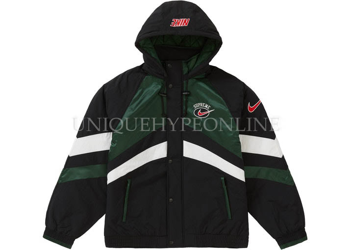 Supreme x Nike Hooded Sport Jacket SS19