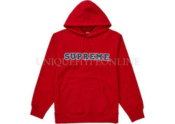 Supreme The Most Hooded Sweatshirt FW19 Red