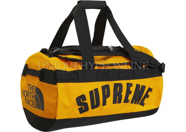 Supreme x The North Face Arc Logo Small Base Camp Duffel SS19