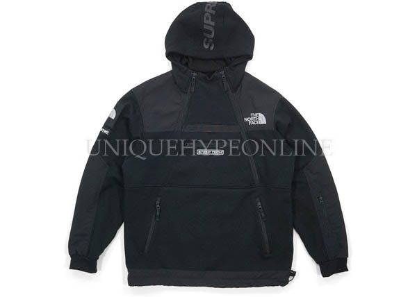 Supreme x The North Face Steep Tech Hooded Sweatshirt SS16
