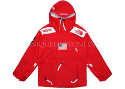 Supreme The North Face Trans Antarctica Expedition Pullover Jacket SS17 Red
