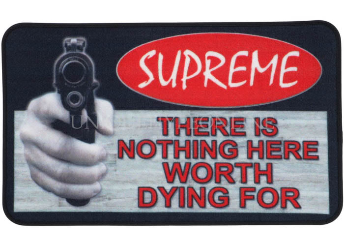 Supreme Welcome Mat FW17