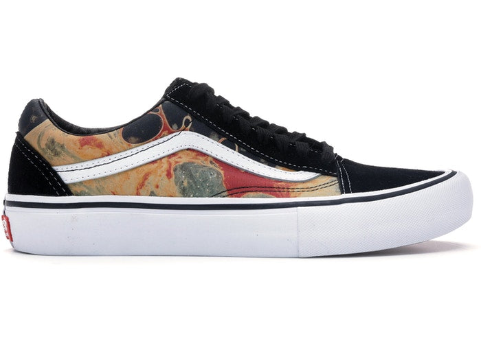 Supreme x Andres Serrano Blood and Semen II Vans Old Skool