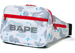 Bape Space Camo Waist Bag SS19