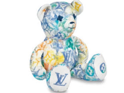 Louis Vuitton Pastel Bear SS21
