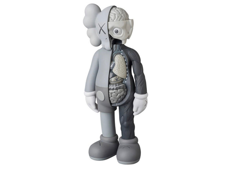 KAWS Companion Flayed Figure (Grey)