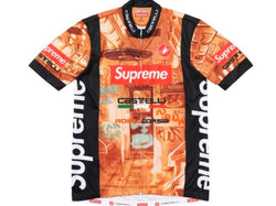 Supreme Castelli Cycling Jersey Multicolor SS20