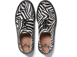 Supreme Dr. Martens Split Toe 5 Eye Zebra