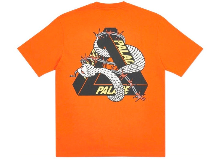 Palace Hesh Mit Fresh T-shirt Orange SS20
