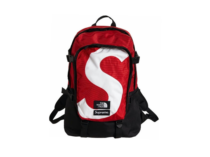Supreme The North Face S Logo Expedition Backpack Red SS20