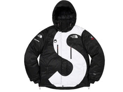 Supreme The North Face S Logo Summit Series Himalayan Parka Black FW20