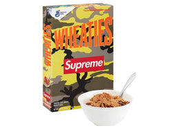 Supreme Wheaties Cereal Yellow SS21