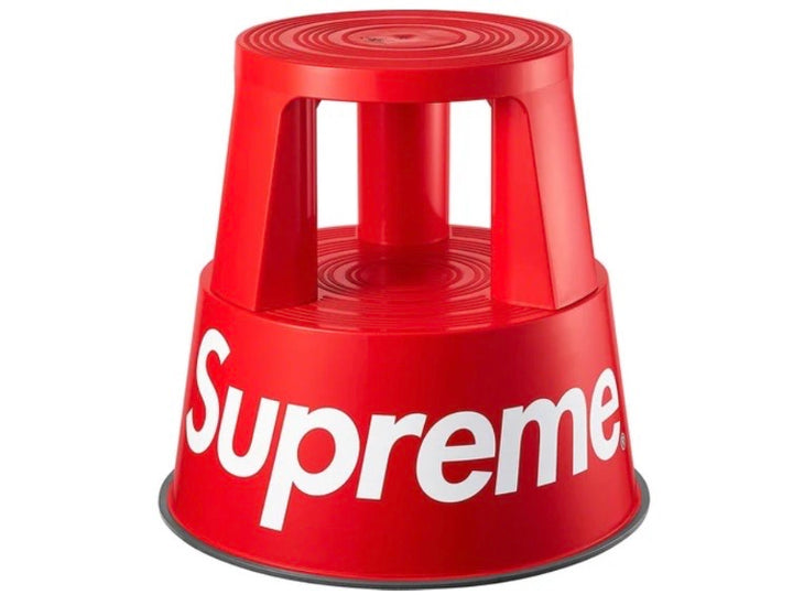 Supreme Wedo Step Stool Red FW20