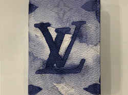 Louis Vuitton Pocket Organizer Watercolor Bleu