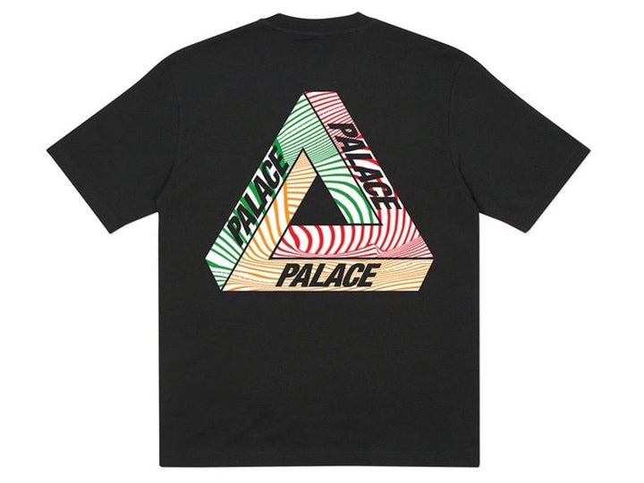 Palace Tri-Tex T-shirt Black SS20