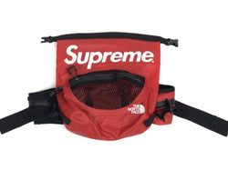 Supreme The North Face Waterproof Waist Bag Red SS17