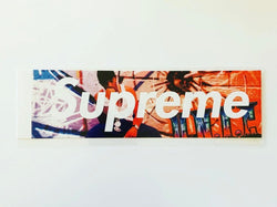 Supreme Prodigy Box Logo Sticker SS21