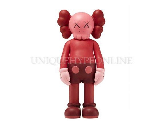 KAWS Companion Figure (Blush)