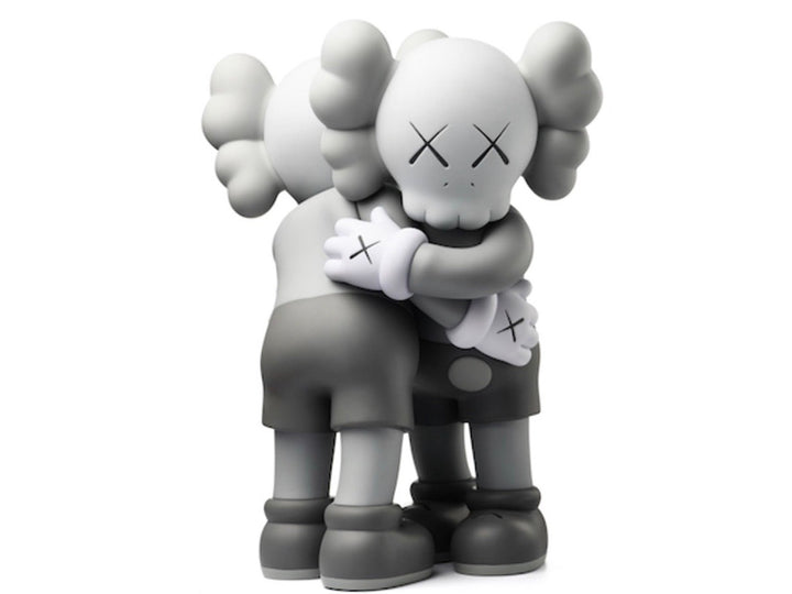 KAWS Together Vinyl Figure Grey