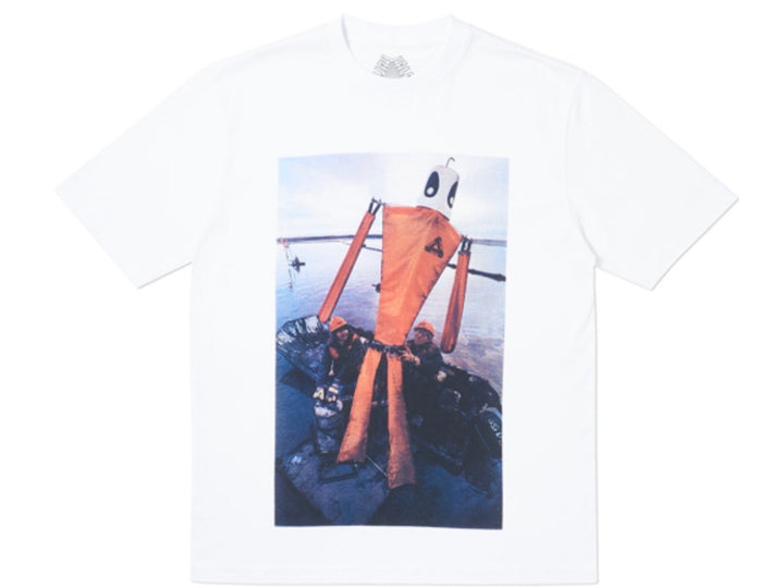 Palace Slick T-shirt White