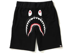 Bape Shark Shorts Black