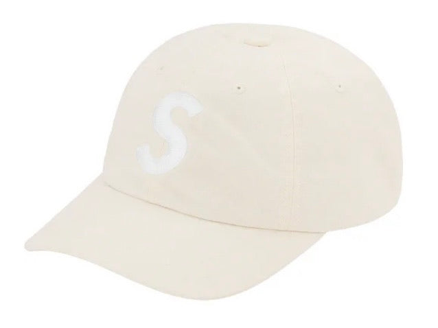 Supreme GORE-TEX S Logo 6 Panel Natural FW20